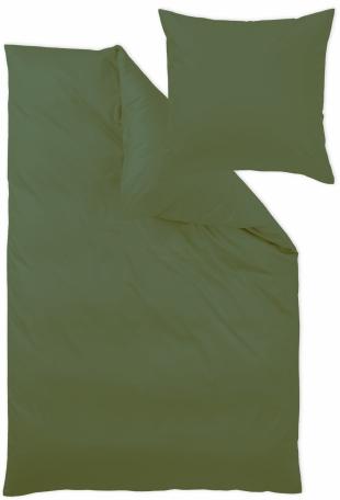 Zelené povlečení Uni